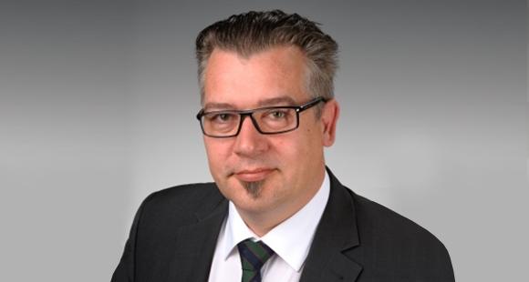 Jörg Günther Geschäftsführer KIMW Prüf- und Analyse GmbH am Kunststoff-Institut Lüdenscheid