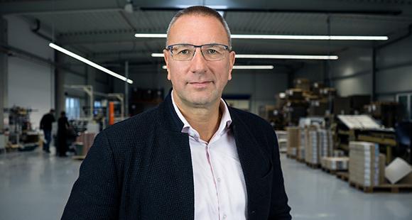Kai Beutler ist Geschäftsführer der BEUTLER Verpackungssysteme GmbH