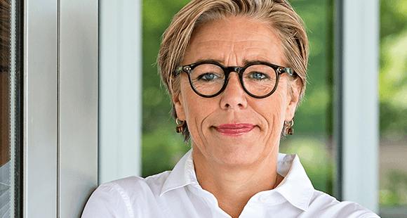 Maria Moraeus Hanssen ist seit Anfang 2018 ist sie Vorstandsvorsitzende bei DEA