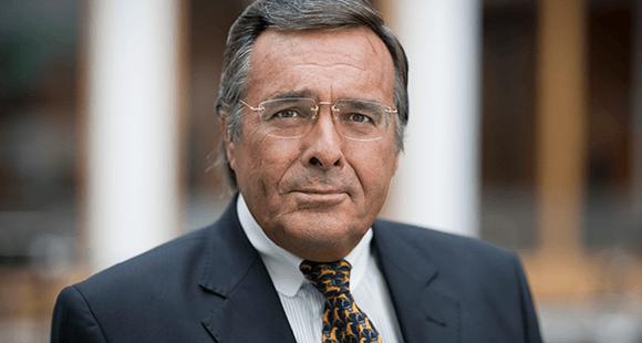 Mario Ohoven ist seit über 20 Jahren Präsident des BVMW, ein geschätzter Wirtschafts- und Finanzanalyst