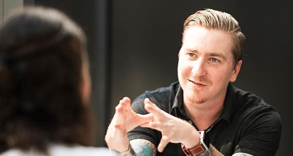 Ambitioniert: Shaun Frankson ist Mitgründer von Plastic Bank