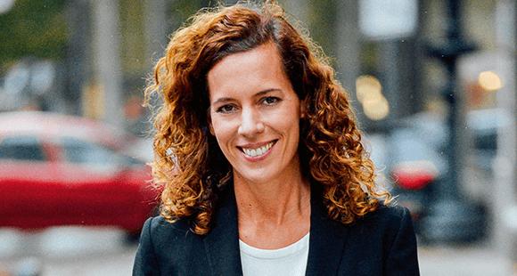 Miriam Wohlfarth ist Geschäftsführerin und Gründerin des Zahlungsdienstleisters RatePAY.