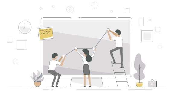 Agil arbeiten, schnell wachsen: Konzernchefs können vom Austausch mit Gründern profitieren