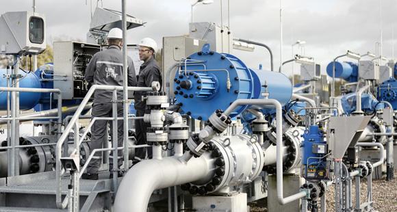 Das Energieunternehmen Unier setzt auf Gasversorgung