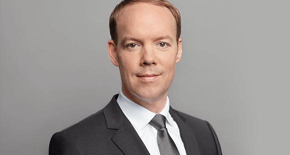Dr. Olaf Schermeier ist promovierter Informatiker und Vorstandsmitglied für das Ressort Forschung und Entwicklung bei Fresenius Medical Care.