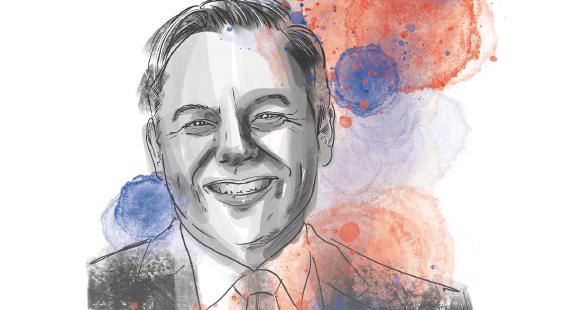 Ole Behrens-Carlsson: Der diplomierte Wirtschaftsinformatiker und Betriebswirt ist seit 2016 CEO der Schütze AG