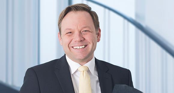 Ole Behrens-Carlsson ist CEO der SCHÜTZE AG