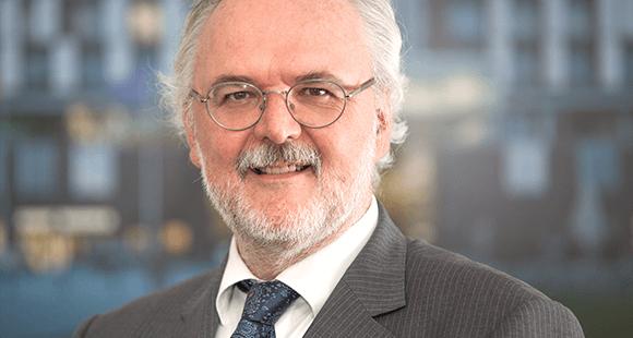 Professor Dr. Burkhard Göke ist Ärztlicher Direktor und Vorstandsvorsitzender des UKE in Hamburg