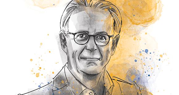 Dr. Rainer Holve ist seit Oktober 2017 Chief Digital Officer bei HELLA.