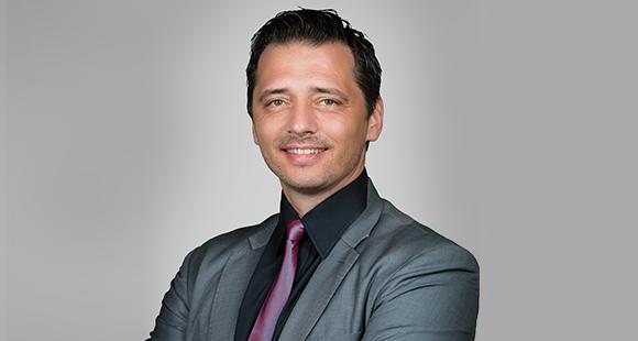 Robert Gladis ist verantwortlich für die Betreuung der Unternehmen beim Thema bKV