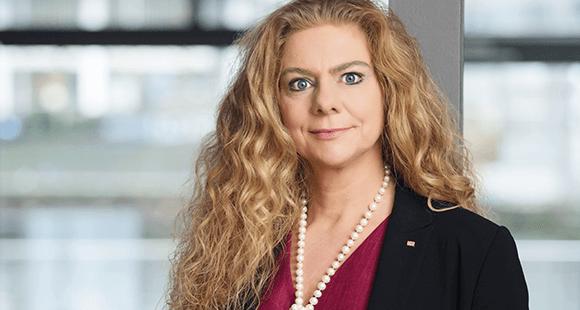 Dr. Sabina Jeschke ist seit 2017 Vorstand Digitalisierung und Technik bei der Deutschen Bahn