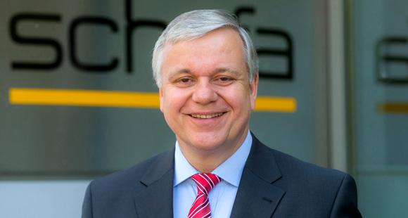 Michael Freytag, CEO Schufa (Foto: PR)
