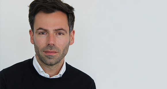 Sebastian Taraz ist der Direktor Business Development der Park One GmbH