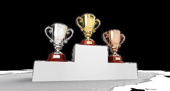 Top-Platzierte: Die Testsiegel-Sieger
