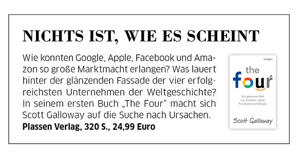 The Four: Ab sofort im Handel