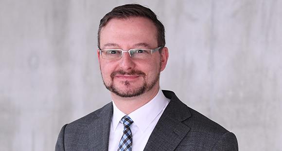 Thomas Wolf, Geschäftsführer des TechnologyMountains e.V.
