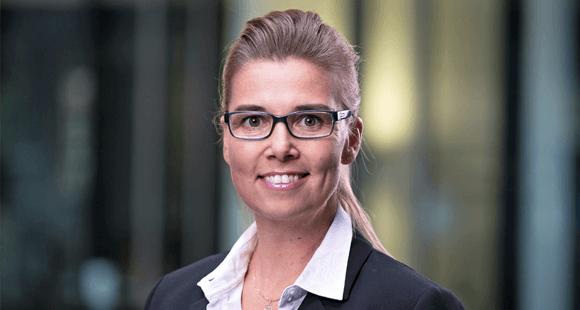 Uta Lindner ist Chief Digital Officer bei der BKK Mobil Oil