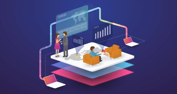 Mitarbeiter 4.0: Vernetzte Städte erfordern vernetztes Arbeiten