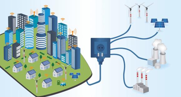 Vernetzt: So klappt es mit der Zukunft Gutverdrahtet: Vernetzung als Plus für die Zukunft der Stadt