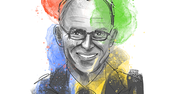 Alexander Britz: Der IoT-Chef von Microsoft Deutschland treibt als Senior Sales Director Internet of Things alle Aktivitäten rund um cloudbasierte Industrie-4.0-Lösungen voran und bündelt diese zentral