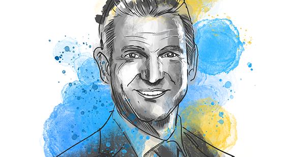 Dr. Daniel Holz ist seit Januar 2017 Managing Director der SAP Deutschland und verantwortet in dieser Funktion das Deutschland-Geschäft. Zuvor war er unter anderem bei Unternehmen wie Siemens Nixdorf, Oracle und IBM tätig