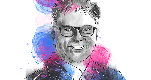 Dirk Backofen ist bei T-Systems Leiter der Business Unit Telekom Security und für den Cyber-Security-Schutz der Telekom sowie externer Kunden verantwortlich