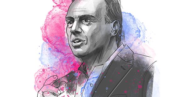 Hagen Rickmann ist Geschäftsführer Geschäftskunden bei der Telekom Deutschland. Zuvor bekleidete der Betriebswirt Führungspositionen in der Großkunden-Sparte bei T-Systems. Rickmann hat sich vor allem der Digitalisierung des Mittelstands verschrieben