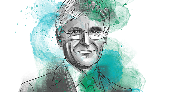 Joe Kaeser ist seit 2013 Vorstandsvorsitzender von Siemens. Zwischen 2006 und 2013 war der Betriebswirt Finanzvorstand. Zudem ist er Mitglied der Trilateralen Kommission, einer politikberatenden Denkfabrik