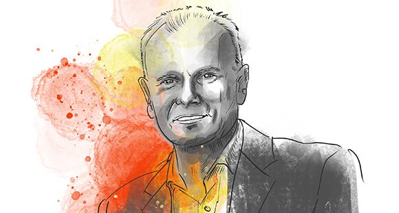 Markus Braun: Der promovierte Wirtschaftsinformatiker aus Österreich startete 2002 als Vorstand von Wirecard. Heute ist er CEO und CTO des Zahlungsverkehrsanbieters.