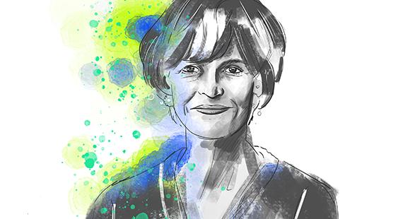 Dr. Nicola Leibinger-Kammüller Die promovierte Sprachwissenschaftlerin stieg 1985 ins Unternehmen ein. 2005 übernahm sie den Vorstandsvorsitz. Zudem ist sie Aufsichtsrätin bei Siemens und Springer.