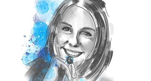 Petra Jenner Die Wirtschaftsinformatikerin und ehemalige Microsoft-Managerin gilt als eine der einflussreichsten Frauen im deutschsprachigen Wirtschaftsraum.