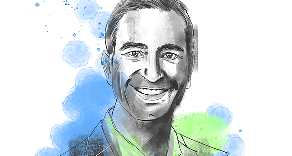 Sanjay Brahmawar ist seit August 2018 CEO der Software AG. Zuvor war der 47-Jährige Geschäftsführer bei IBM Watson. Zu seinen Aufgaben zählt, Marktanteile in den Bereichen Digitalisierung, Industrie 4.0 und KI zu gewinnen.