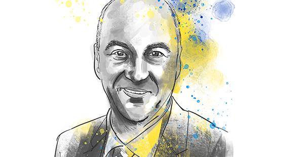 Stefan Dohler ist seit Januar 2018 Vorstandsvorsitzender der EWE AG. Zuvor war er unter anderem bei Vattenfall tätig. Der CEO des Energieunternehmens ist Diplom-Ingenieur für Luft- und Raumfahrttechnik