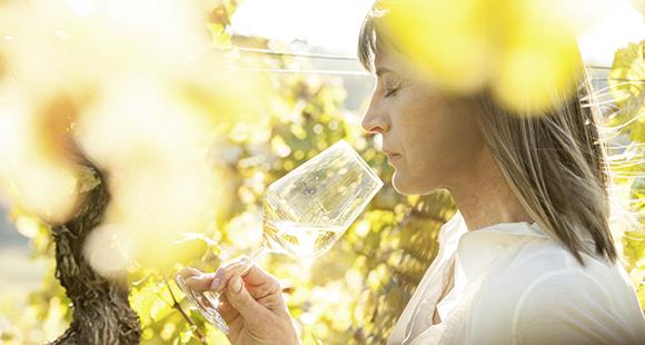 Betörend: Im Geruch des Weins vereinen sich Rebsorten und Aromen – und machen Lust auf mehr