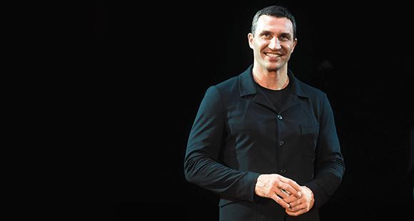 Nicht nur beim Boxen eine bewährte Marschrichtung von Unternehmer Wladimir Klitschko