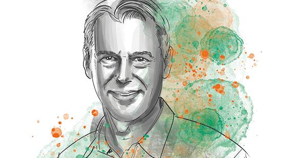 Wolfram Michallik war 17 Jahre Geschäftsführer von WERO. Der Psychologe hat die Unternehmensleitung Anfang des Jahres an einen Mitarbeiter übertragen