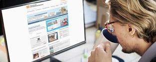 Informationen zum Unternehmensverkauf auf DUB.de