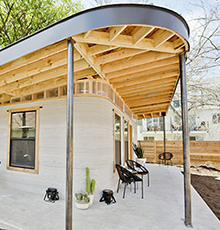 3D-Druck Häuser