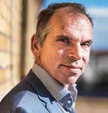 Dr. Hans Dietl, Prothesenspezialist bei Ottobock