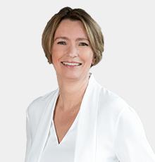Dr. Melanie Maas-Brunner, President Nutrition & Health bei BASF