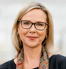 Anke Giesen, Vorstand Operations bei Fraport