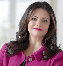 Sonja Wärntges, CEO des Immobilienkonzerns DIC Asset