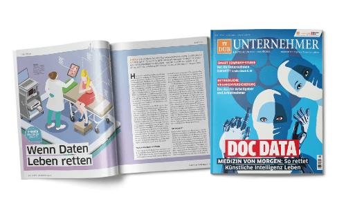 DUB UNTERNEHMER-Magazin Ausgabe 2-2019