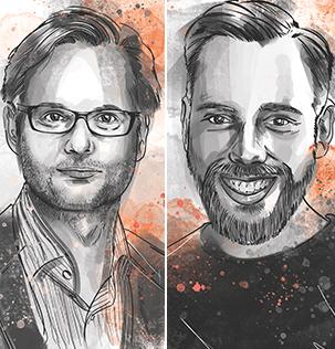 Birger Venn-Hein und Victor Thoma leisten Pionierarbeit
