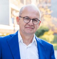 Hans Unterhuber, Vorstandsvorsitzenden der SBK, will Strukturen aufbrechen