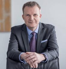 Dr. Jens Baas, Chef der Techniker Krankenkasse über die digitale Zukunft des Gesundheitswesens.