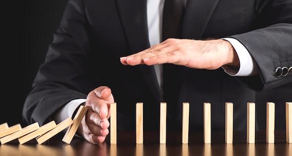 Wer frühzeitig handelt, hat gute Chancen, sein Unternehmen zu retten
