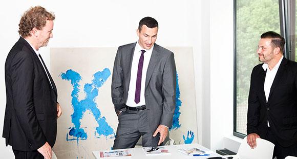 Wladimir Klitschko redet über seine Karriere, seine Ideen, und das Reisen