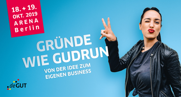Start in die Selbstständigkeit: Deutsche Gründer- und Unternehmertage