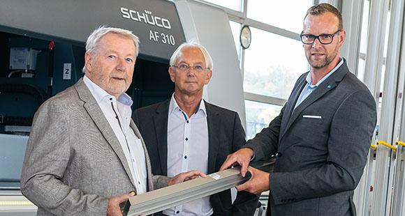 Erfolgreiche Nachfolgelösung der Metallbau Kaiser GmbH